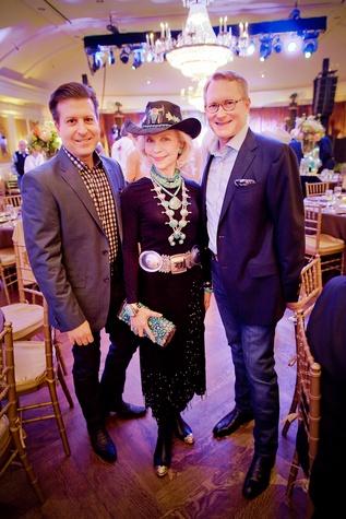 News, Shelby, Hevrdejs party, may 2015, Denny Lyons, Lynn Wyatt, Wayne Smith