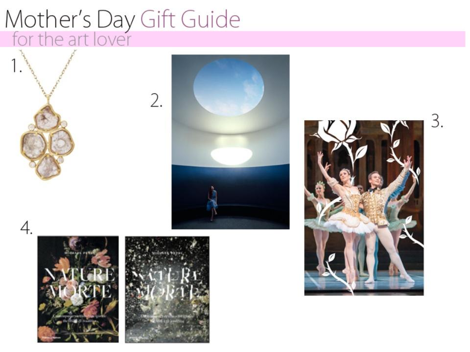 Mother's Day Austin gift guide art lover