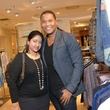 31 Veena Chandrakar and Washington Sereatan at the Neiman Marcus Men's Fall Trend Event September 2014