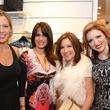 9 Christensen Biggs, from left, Karina Barbieri, Donae Chramosta and Yasmine Haddad at Mandy Kao and Nihala Zakaria birthday party October 2014