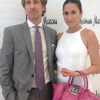 Handbag designer V. Bruce Hoeksema of VBH
