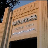 Bath House Cultural Center at White Rock Lake in Dallas