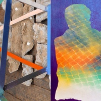 KCAM – Contemporary Art Museum Fort Bend presents Felipe Lopez: <i>I Come From the Water</i>