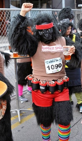 Austin Photo Set: News_Matt_austin gorilla run_ jan 2013_2