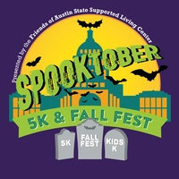 Austin State Supported Living Center presents Spooktober 5k and Fall Fest