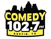 Austin Photo Set: News_Brendan K O'Grady_comedy 102.7_Oct 2011_logo