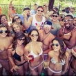 Johnny Manziel partying with girls in Las Vegas May 2014