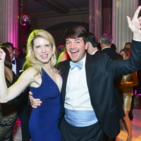 36 Courtney and Bill Toomey at the Children's Museum Gala October 2013