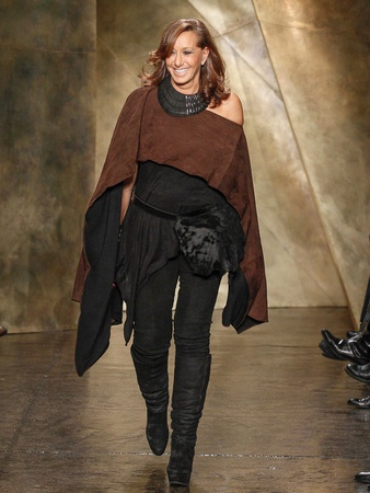 Fashion Week, fall 2013, February 2013, Donna Karan, designer