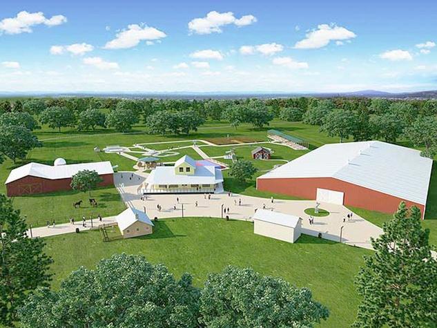 Grand Texas Flint Ranch rendering