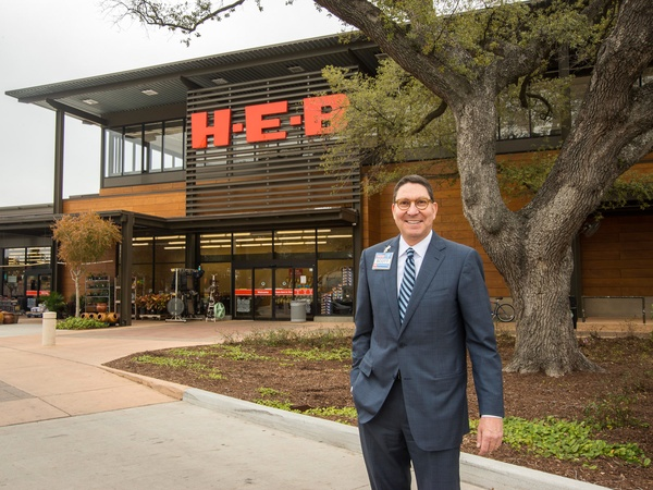 Scott McClelland, H-E-B, January 2013