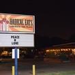 Radical Eats Montrose sign
