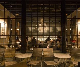LaV restaurant east austin