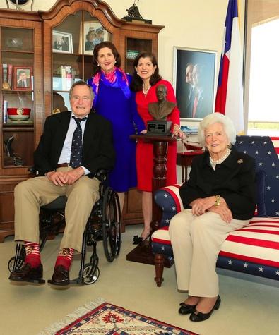 George Bush Socks