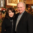 9 Judy and Glenn Smith at the Texas Children's Hospital Woodlands dinner December 2013