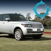 COTY 2013 Range Rover