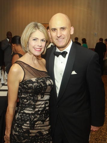 126 Betsy and Elliott Hirshfeld at the Big Brothers Big Sisters gala.
