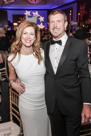 Gloria and Frank Meszaros at the Citizens for Animal Protection Gala November 2014