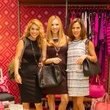 Christine Flores, from left, Veronica Massiate and Ofelia Vujasinovic at Stiletto Strut September 2014