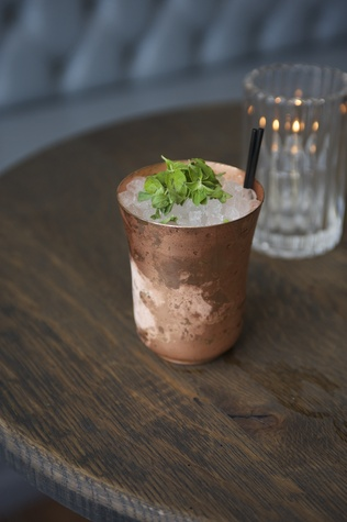 7 Julep, the new cocktail bar from bartender Alba Huerta August 2014