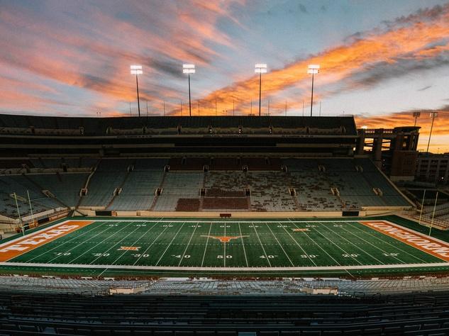 Darrell K Royal Stadium
