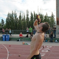 Beer Mile Contestant - Corey Gallagher - 2014