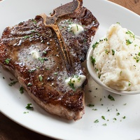 Pappas Meat Co t-bone