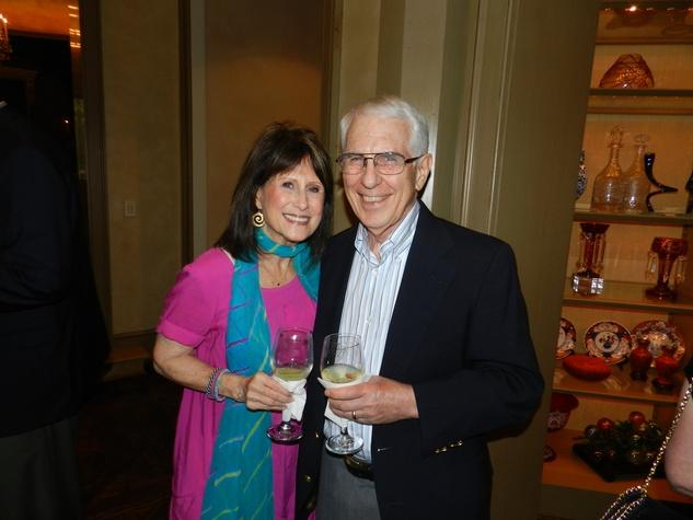 Janice Weinberg, Art Weinberg