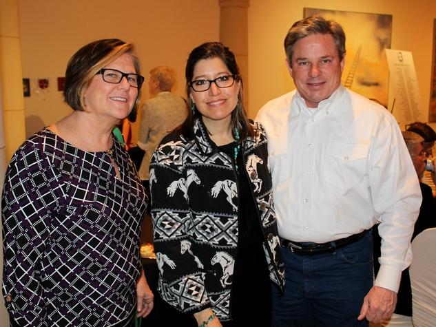 Susan Carson, Debbie Chiecchi Jackson & David Jackson, 8x8