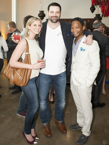 Katie Hoyle, Brian Mccullough, Omar YeeFoon, culturemap dallas tastemaker awards