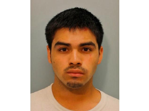 Luis Alonzo Alfaro mug shot Spring High School stabbing September 2013