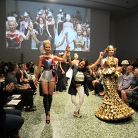 Fashion Fusion runway by Luisa Nadarajah