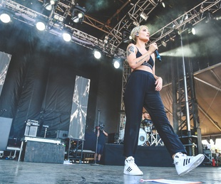 Austin City Limits Festival ACL 2015 Weekend Two Halsey