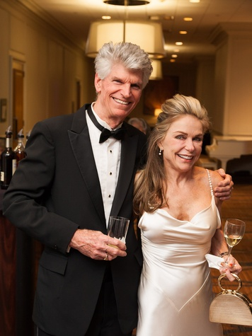 40. Ron and Connie Niehaus at the Stehlin Foundation Gala October 2013