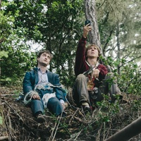 Daniel Radcliffe and Paul Dano in Swiss Army Man