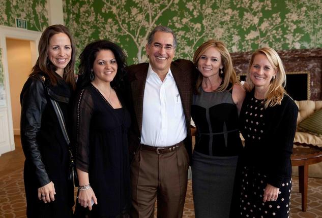 News, Shelby, SpringSpirit Baseball breakfast, February 2015, Cara Berkman, Laura Pettitte, Kenny Baldwin, Aimee Snoots, Melissa Baldwin