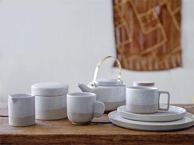 Tea set from Neighborhood, Holiday Pop-up 2017