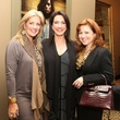 100, Saks Fifth Avenue Donna Karan Ambassadors party, November 2012, Anne Carl, Alicia Smith, Donae Cangelosi Chramosta
