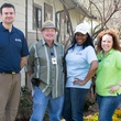 Jason Davis, P.A., Scotty Farris, R.N., Karen Hutchinson, Heather Guarnera (Marketing & Development Manager)
