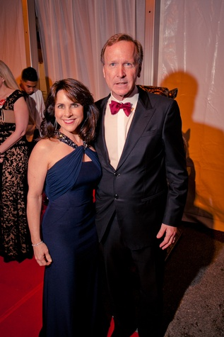 30 Maria and Neil Bush at the Asia Society Tiger Ball March 2015