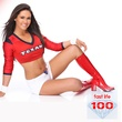 most beautiful NFL cheerleaders, Houston Texans cheerleaders, Kelli, December 2012
