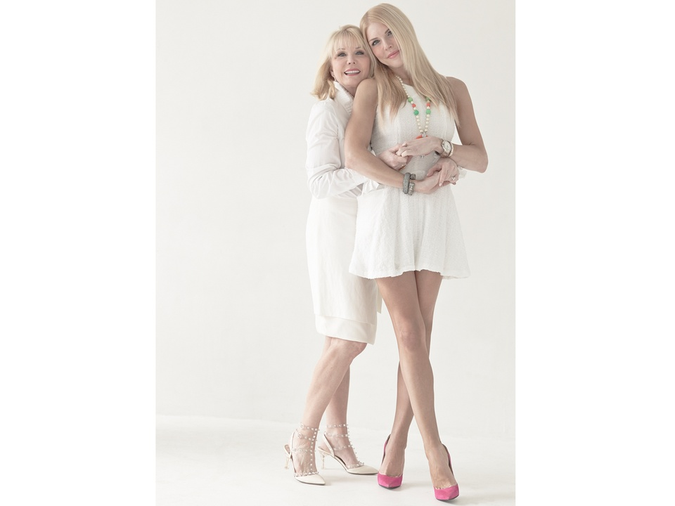 Fashion Gene Awards Tooties Houston May 2013 Brenda Love, Lindsey Love