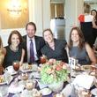 Alzheimer's AWARE Luncheon Ashley Clark, Estelle Racusin,  Welcome Wilson, Jr., Robin Burke, Ellen Wagnon, Elizabeth Labanowski