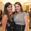 Natalia Cuenca, Sheila Shtephani at CultureMap Houston Social Top Texans