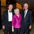 3 Robert and Linda Ligon, left, with Doug Pitcock at the Covenant House Gala March 2015