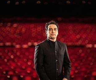 Houston Symphony Music Director Andrés Orozco-Estrada