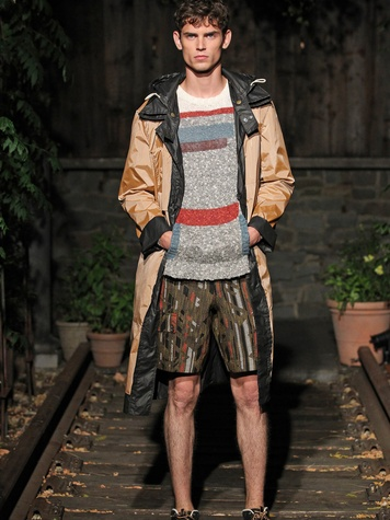 Fashion Week spring summer 2014 Billy Reid 261