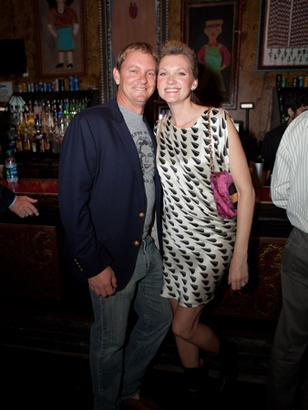 Leigh & Reggie Smith, 50th Birthday, September 2012, Andrew McFarland, Gretchen McFarland