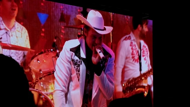 Win Butler hat Arcade Fire Woodlands