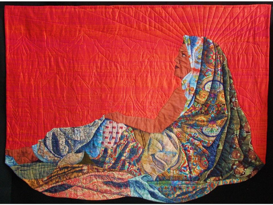4 Exodus International Quilt Festival special exhibit quilts October 2014